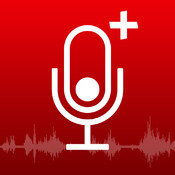 Recorder Plus : HD Audio Recorder With MP3,MP4,CAF, WAV, M4A Recording And Trimming,Playback, Cloud sharing