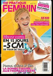 Vie Pratique Féminin, le magazine qui vous simplifie la vie au quotidien !