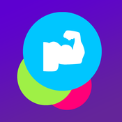 Fititude - Cardio, Workout, Exercise tracker and full log with music player for fitness and training ear music training