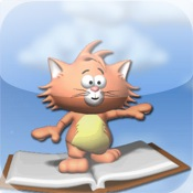 Kids can read – Kitty the Cat For iPad