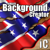 iCreate – Southern Pride! Backgrounds-Shelves-Frames