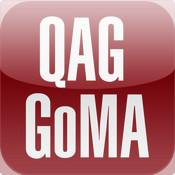 QAG GoMA – Queensland Art Gallery, Gallery of Modern Art, Brisbane, Australia elizabeth berkley gallery