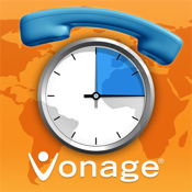Vonage Time to Call™ – Low-cost international calls billed to your iTunes® account