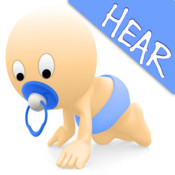 Baby Touch & Hear - Listen Sounds of Animals & Tools - Best Game For The Youngest Kids