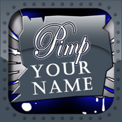 Pimp Your Name – unique backgrounds for your Lock Screen!