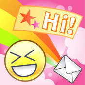 Smiley Mail ☆ (Animating Emoticons, Emoji, and Rich Text Mail and Twitter Client) yahoo mail