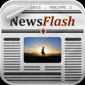 NewsFlash ~ Breaking News & World Headlines RSS Reader