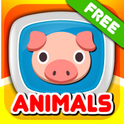 Abby's Magic Laptop – Farm animals (Free) mini laptop computers