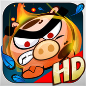 Raging Pigs HD Free