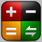Calculator & Converter for iPad - calConvert