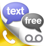 Textfree Voice + VM — Free Texts and Calls