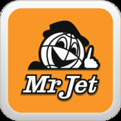 MrJet Hotels for iPad – Hotel booking and hotel room deals