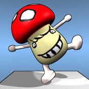Sky Mushroom
