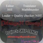 TRUYỆN TRANH SKET DANCE