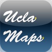UCLA pocket campus maps