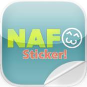NAFastSticker (8000+ sticker for Chat Application) sticker