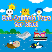 Sea Animals Toys for kids!