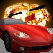 Battle Car Wreck - Vehicular Combat Action