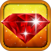 A Glittering Gem Action - Epic Jewel Matching Puzzle Dash FREE