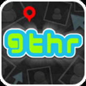 gthr - Helps to share photos with Facebook friends in a location, and best of all it`s free! photos