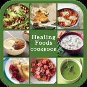 Healing Foods Cookbook for iPad