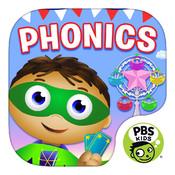 SUPER WHY Phonics Fair for iPad