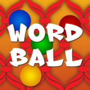 Word Ball - A Fun Word Game and App for All Ages by Continuous Integration Apps word•