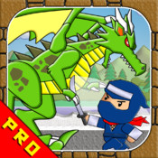 Ninja vs Samurai Royale PRO: The Final Warrior Battle