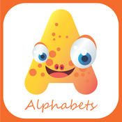 ABC Alphabets and Words Learning For Kids Using Flashcards and Sounds-A toddler learning app