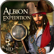 Albion`s Expedition HD - hidden objects puzzle game
