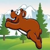 Racing Bears - Impossible Bird gravity hills overkill