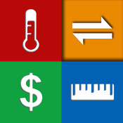 Units Plus Converter simple unit converting: Currency, Weight, Time, etc.