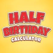 Half Birthday Calculator - Find out when your half-birthday is!