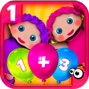 Preschool EduMath1- Free! Learn Numbers and Counting for Toddlers and Preschoolers!