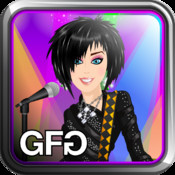 Rock Star Deluxe Dressup Game For Girls