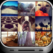 Instabackground - Create custom wallpapers with photos from your camera roll and Instagram