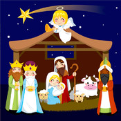 Nativity Games - 10 fun Christian traditions themed games for Preschool and Kindergarten kids unlimited psp games