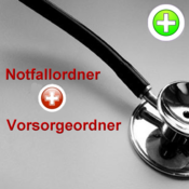 Notfallordner-Vorsorgeordner