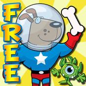 Astro Dog (FREE) - The endless platform jumper