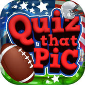 Quiz That Pics : American Football NFL Players Puzzles Game football