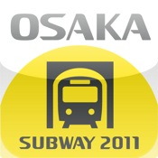 ekipedia Subway Map Osaka 2011 (Subway Guide) subway surfers
