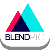BlendPic:Blend photo split pic clone yourself