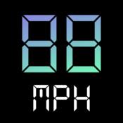 Mirrored Speedometer