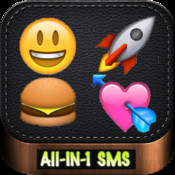 All-In-1Emoji Art,Emotions,Text Pics,Emoticons,Expressions,3D Animoticons, Style Text, 22 Languages SMS/EMail Editor, Unicode Symbols,Equation Editor,etc. unicode icons hd special symbols