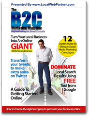 B2C Marketing Magazine - Big Marketing for Small Pockets