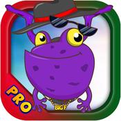 Hip Hop Frog Jump Game PRO
