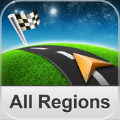 Sygic GPS Navigation: All regions voice guided turn