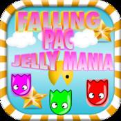 Falling Jelly Pac - The Adventure Falling Of The Hungry Classic Pac Jelly Man
