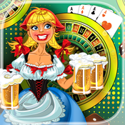 Oktoberfest Bierfest Party Roulette - PRO - Gold Coin Fall Festival Bash