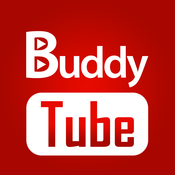 Buddy Tube - HD Video Player for YouTube Free
